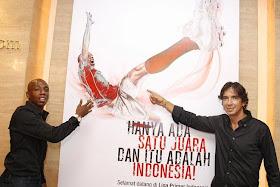5 Pesepakbola Mancanegara yang Sukses di Indonesia