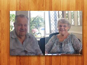 Pa and Gran December 2012