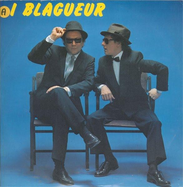 I Blagueur - Balla, No - Ti 'D Bale ? (Maxi 84)