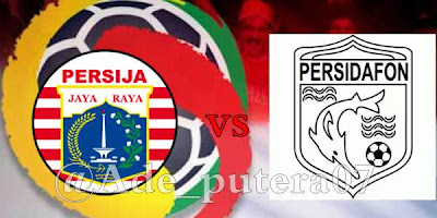 Jadwal Pertandingan Persija vs Persidafon ISL April 2013