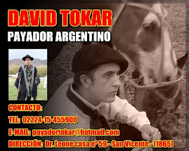 Payador David Tokar