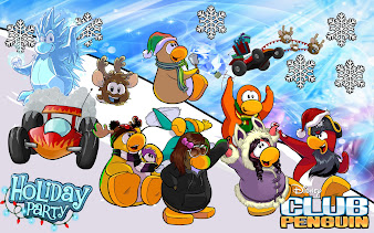 #7 Club Penguin Wallpaper