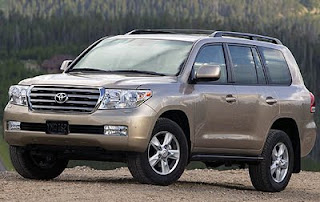Car Reviews Toyota Prado 2011