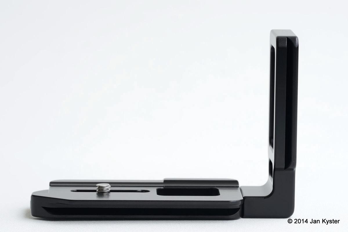 Hejnar ND800 Modular L Bracket front view