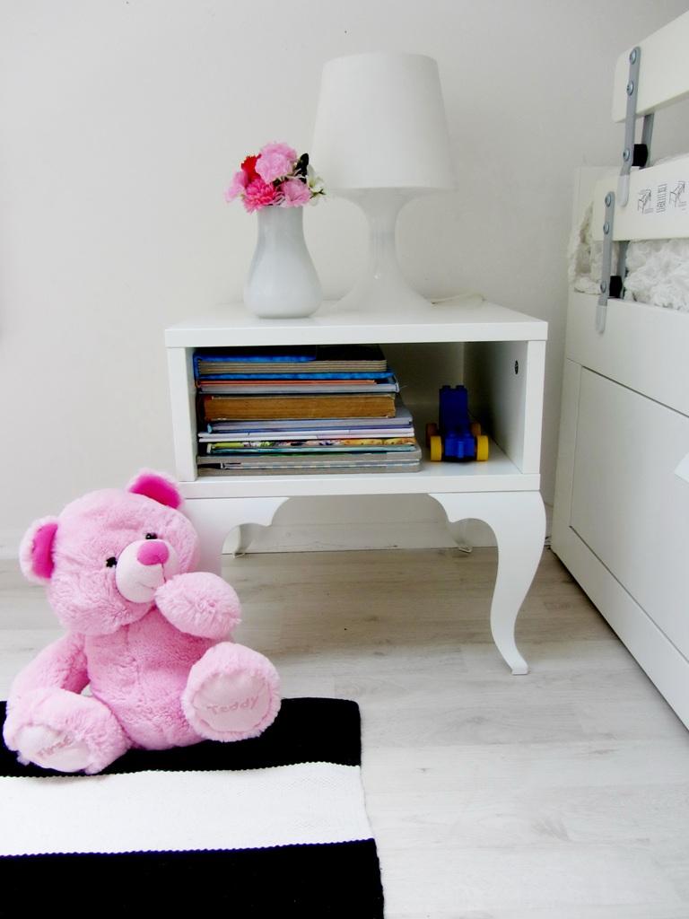 Decopeques: la decoración cambiante de una habitación real