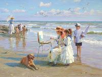 Ρεαλιστικοί πίνακες ζωγραφικής του Alexander Averin (Russia)
