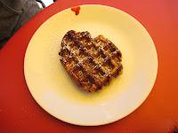 Liege Waffle from WannaWaffles