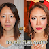 Holiday Glam Makeover Before and After ♥