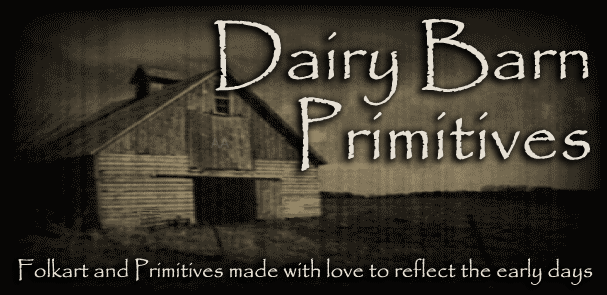 Dairy Barn Primitives