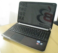 jual laptop second hp pavilion dv6 core i7