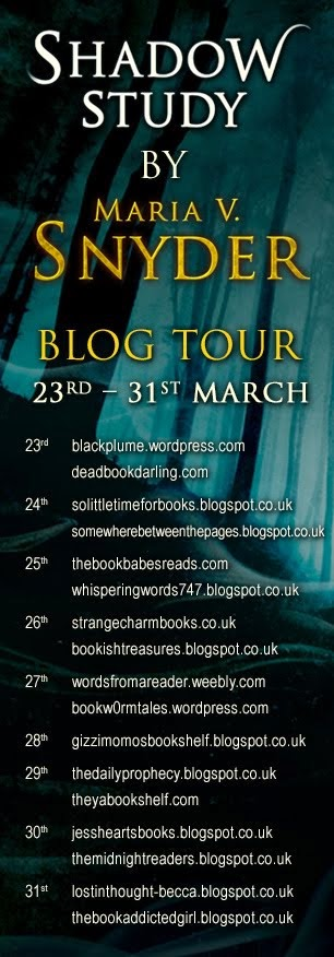 Upcoming Blog Tour!
