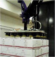 Palleting the Products of Forever Living