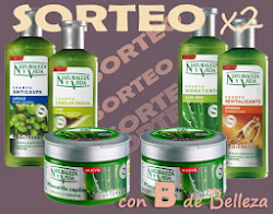 "Sorteo en el blog ""Con B de Belleza"""