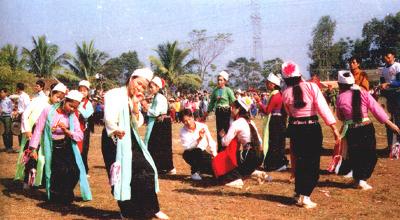 Truyền thống văn hóa người Mường