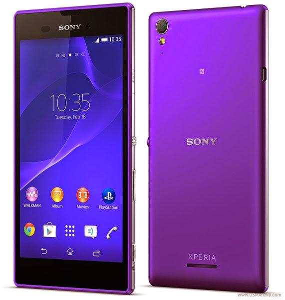 Harga Smartphone Sony Xperia Terbaru Bulan Juni 2014