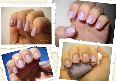 jelly sandwich nail art uñas nails esmaltes nail polish