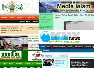 Situs Media Islam Terpopuler [Top Site]
