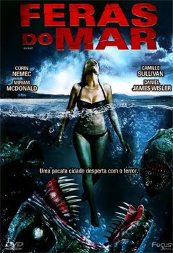 Filme Poster Feras do Mar DVDRip XviD Dual Audio & RMVB Dublado