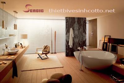 Bàn cầu cotto chính hãng nhập khẩu Thái Lan