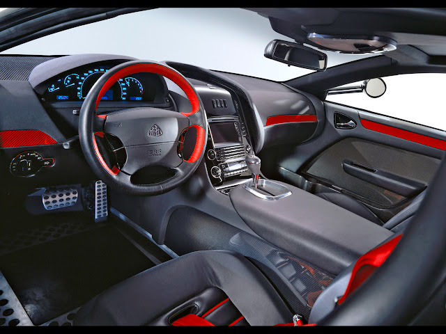 Maybach Exelero Interior - Maybach Exelero V12 Biturbo | Twin turbo Supercar