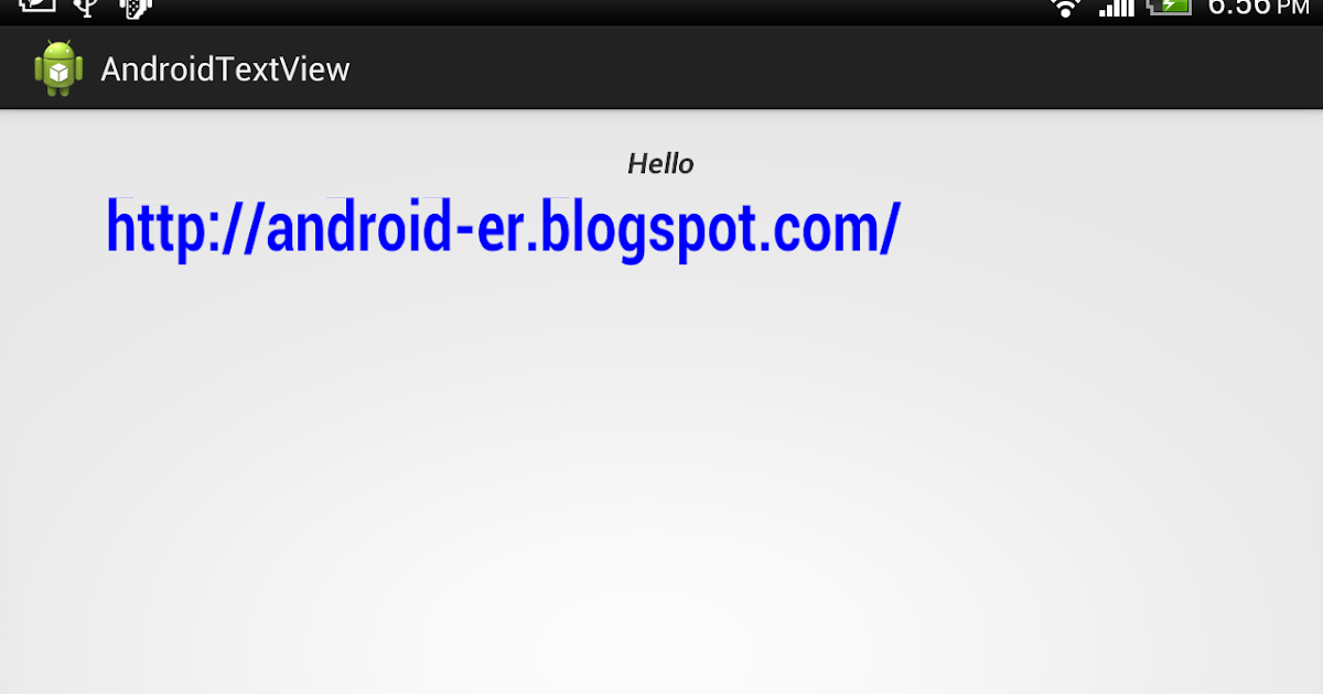 Android textview onclick animation
