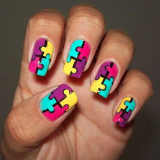 Decoraciones de uñas modernas 2015, diseños lindos para ver