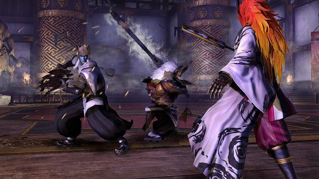 Samurai Warriors 4-II HD Wallpaper