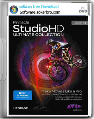 Pinnacle Studio HD 15 Full Version Torrent File