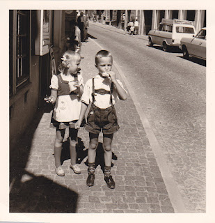 German children early 1960s