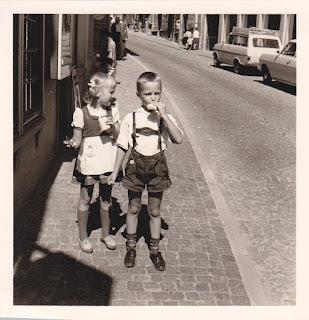 German children early 1960s