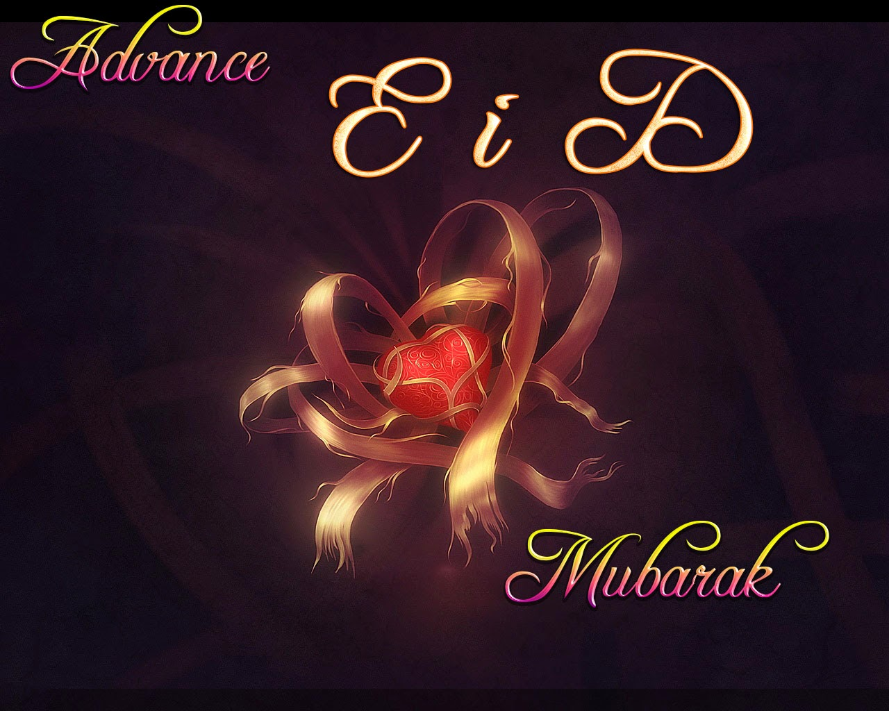 ... Greetings Cards Advance Eid Mubarak Free eCards Wishes Wallpapers