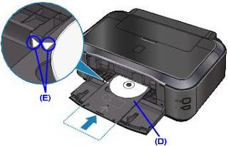 Printer Canon Error Code 1001 - Orange light blinking 2 times | How