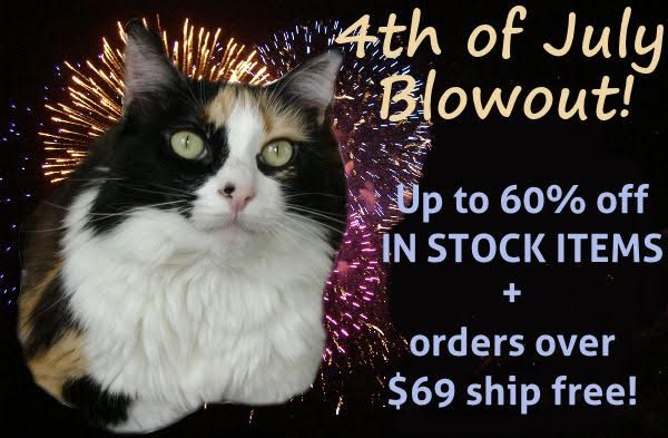 Nip and Bones Blow Out Sale