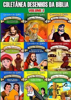 Coleção Desenhos Bíblicos Desenhos Torrent Download onde eu baixo