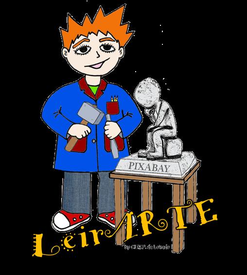"""PROXECTO """"LeirARTE"""""""