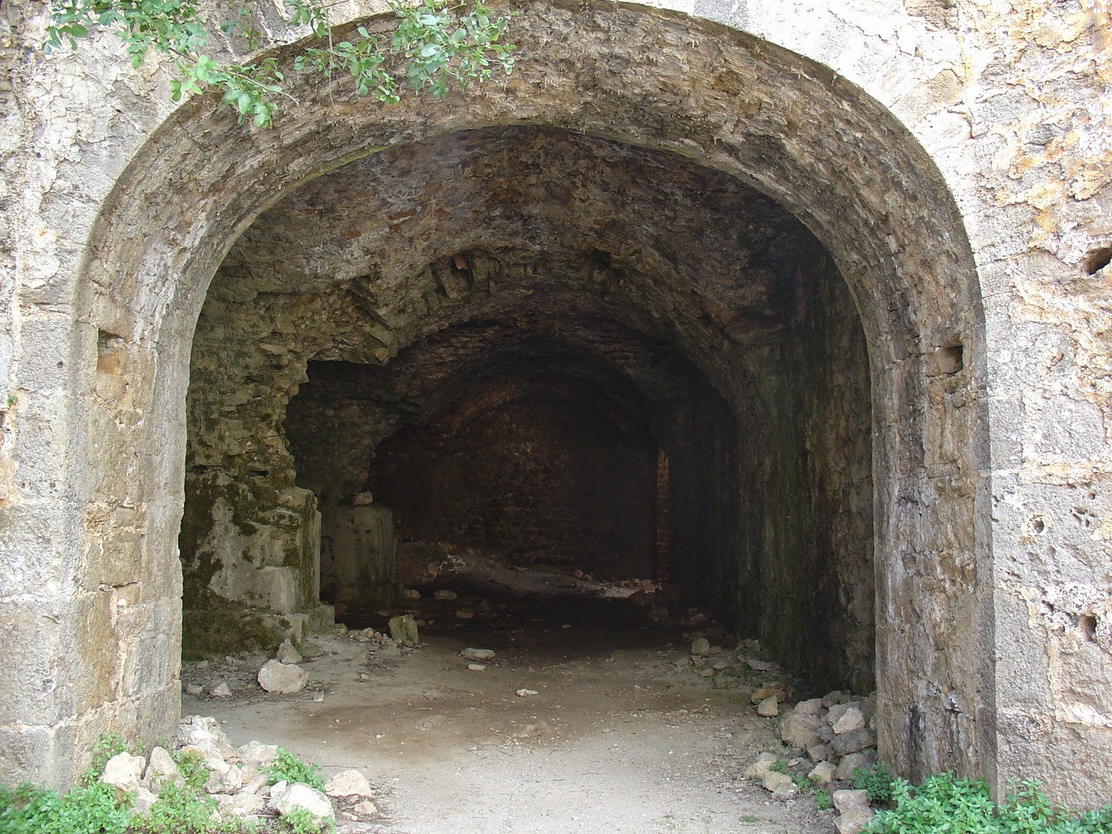 Κάστρο Αλή Πασά - Πάργα