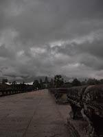 Storm over Angkor Wat - Siem Reap