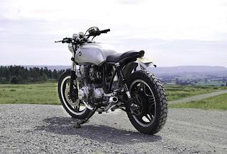 honda cb 750 japstyle