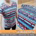 T-Shirt Colourful ZigZag Tribal