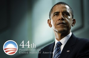 Barach Obana 44th president of the United States