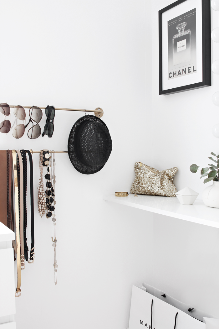 My scandinavian home tuesday diy a fab walk in wardrobe on a shoe string - Walk in wardrobes diy ...