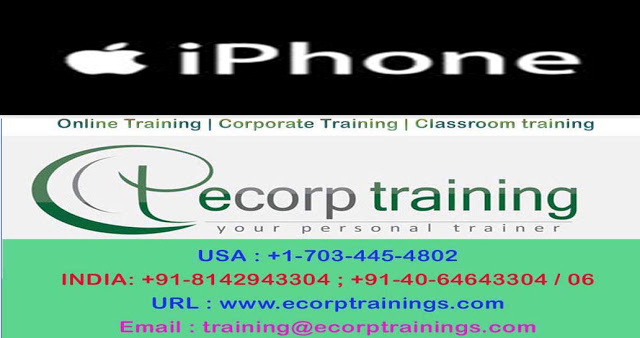 APPLE IPHONE Online Training