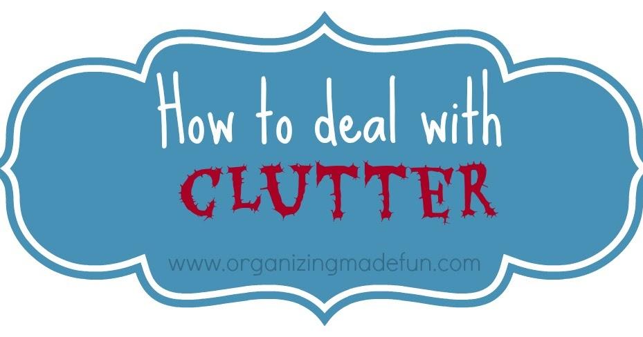 Clutter, clutter, clutter