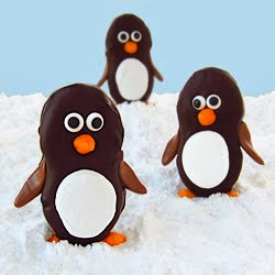 Nutter Butter Penguins