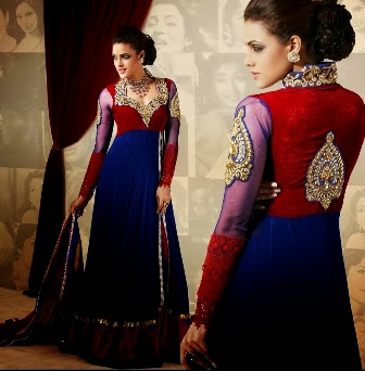 Bollywood Classic Churidar Suits