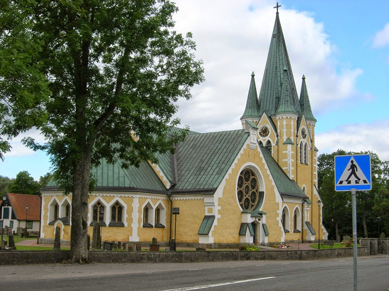 Chiesa di Västra Vram