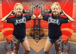 Jessie J and Zendee