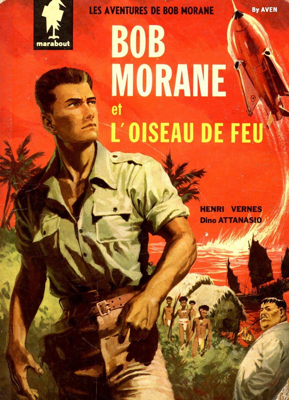 Prochainement: Bob Morane [88 tomes]