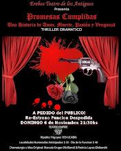 Especial: Repaso de las 2 Galas Teatrales de PROMESAS CUMPLIDAS