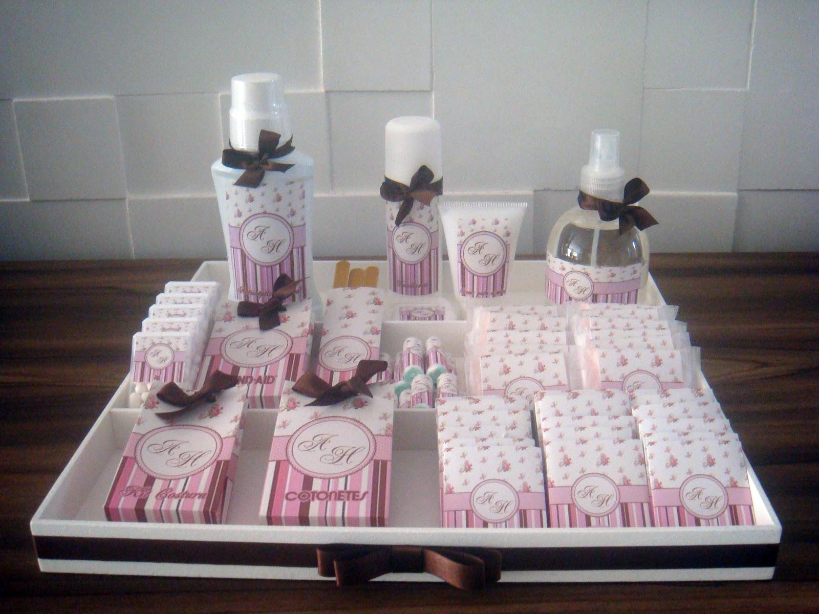 Kit Toalete Casamento Brasilia : Lw lembrancinhas adulto